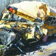 Week after deadly school bus wreck filled with mourning, reflection