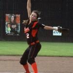 Burton pitches no-hitter as Lady Wildcats shutout Potts Camp