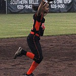 Edwards leads Lady Wildcats to win over Hickory Flat