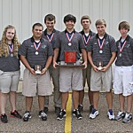 Calhoun Academy earns second at State Golf Tournament