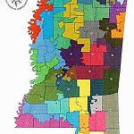 Calhoun County will have one senator, one representative under new redistricting plans