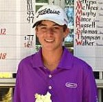 Clarke, Walker, Suber advance to Junior Golf Tour Championship