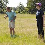 """Blue Cross awards grant to Bruce for """"Community Garden"""""""