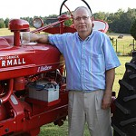 Danny and Mary Tutor looking to share their love of old tractors with others