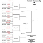 Brackets released for Class 2A football playoffs