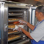 New oven helping serve up healtheir meals at BUES