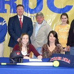 Laken Shankle signs to play softball at ICC