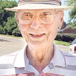 """Wesley Ruth injured at Normandy in World War II; visits DC on """"Honor Flight"""""""