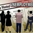 County unemployment on the rise