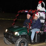 Big Creek Christmas Parade