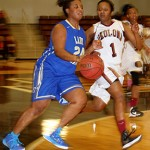 Lady Trojans advance to semis with win; season ends for boys