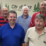 Campbell, Farmer honored