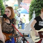 Red Roots entertains at Square Fest