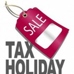 Sales tax holiday is this Friday, Saturday