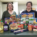 Food drive for Christmas