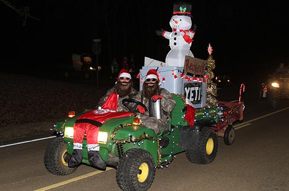 big creeks redneck christmas parade - Redneck Christmas
