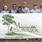 Vardaman FFA places in Envirothon