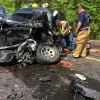 Fatal wreck in Bruce