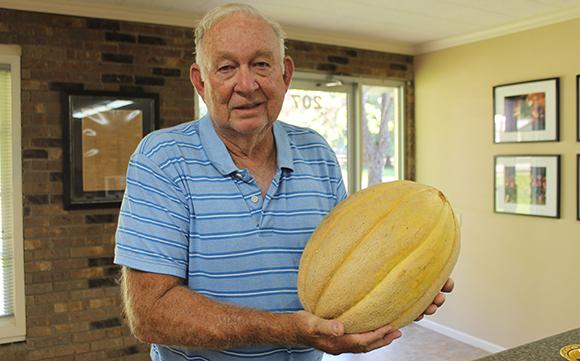 Cozart's melon