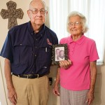 Donald and Dewey Shipp celebrate seven decades of wedded bliss