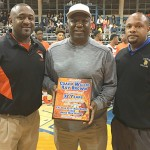 Brown Honored