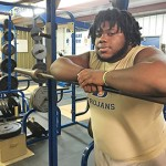 Jackson aiming for third straight title as powerlifting season begins