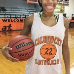 Holland coming up big for the Lady Wildcats