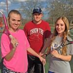 Lindley, Rogers, Box hoping to advance farther as Trojan tennis begins new season