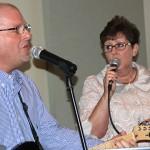 Bollingers entertain Calhoun City Chamber