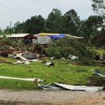 Storms cause damage around county, Dentontown gets the worst of it