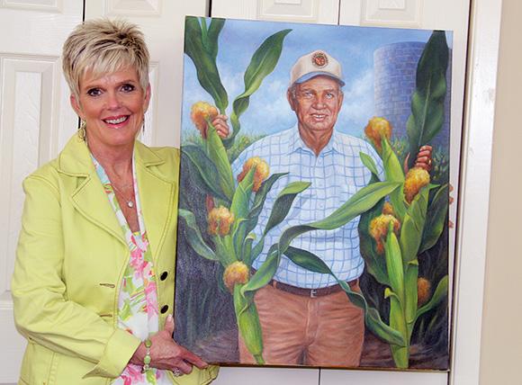 Melissa & Portrait