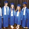 Vardaman High School Graduation