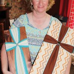 Darla Whitten's creative crosses