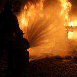 Fire in Bruce