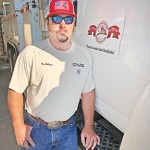 PEPA's Wes Hillhouse  fulfilled with outdoor life, work