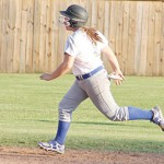 Softball roundup: 'City splits four games; Lady Trojans and Lady Rams fall