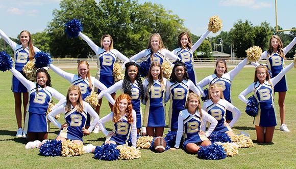 BJH Cheerleaders