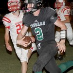 Cougars blitzed by Humphreys during Homecoming