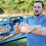 Chance Inman continues a family tradition on the racetrack