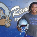 Williams does a little big of everything for Vardaman Rams