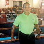 'All about Jesus' for Horton, historic Poplar Springs MBC