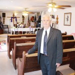 """Coggins welcomes all to """"Ministries Aflame"""""""