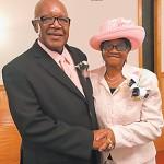 Rev. Jones has served Oak Grove in Derma for 40 years