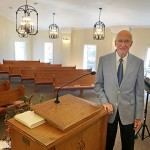 Williamson, Concord proud of their new church building