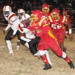 Calhoun city rallies past South Delta, hosts Philly Friday