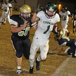 Cougars' season ends with playoff loss at Prentiss Christian