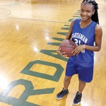 Williams aims to lead Lady Rams back to state tournament