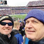 The Saints, the cold and The Curtiss highlight Buffalo visit