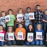 BES students publish Christmas book