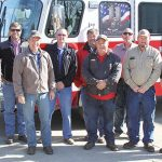 Weyerhaeuser makes big donation for new fire truck